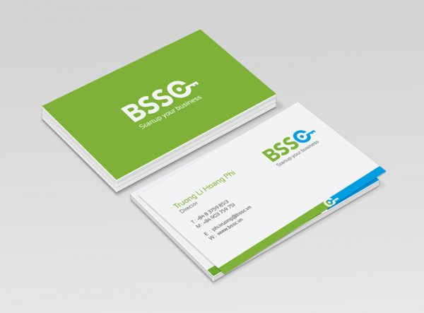 Business Cards Full Color 320GSM Single Side-0