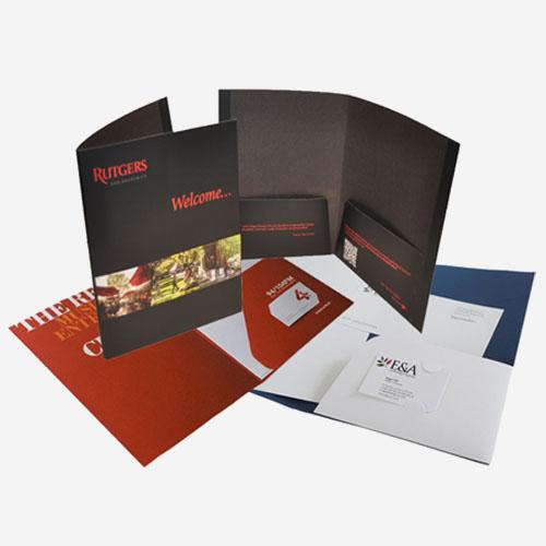 12 x 18 Presentation Folder Printing Full Color-0