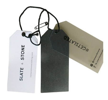 Hang Tags Full Color 350gsm Gloss Single Side-0