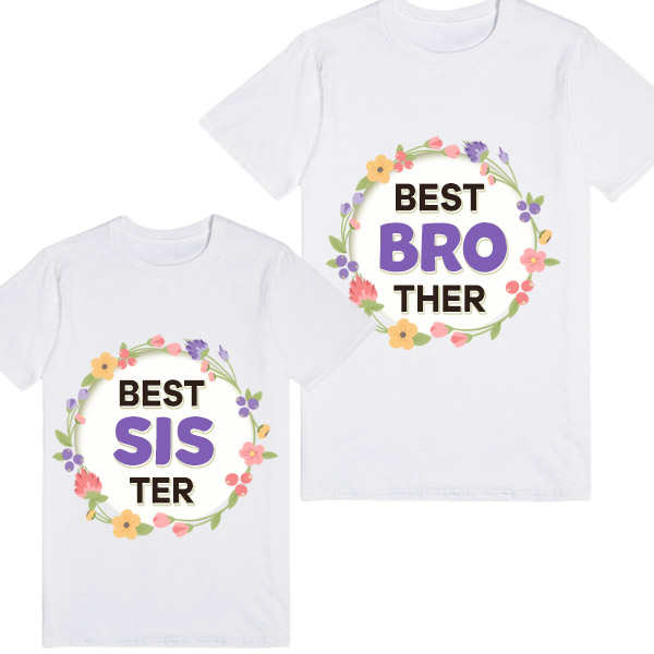 Kids T-Shirt Printing India - Personalized Baby T-Shirts Online