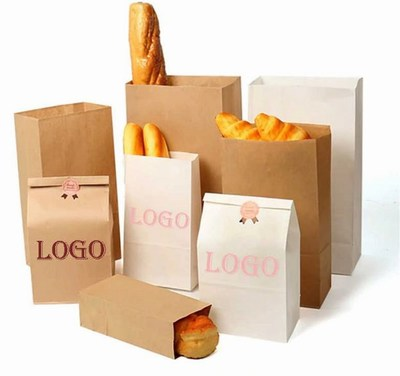 Bakery Paper Bags, Bakery Paper Bags Manufacturer from India