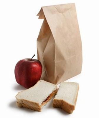 Brown Paper Lunch Sacks, Kraft Lunch Bags