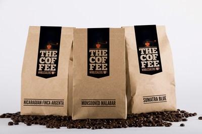 Kraft Paper Coffee Bags, Coffee Paper Bag USA