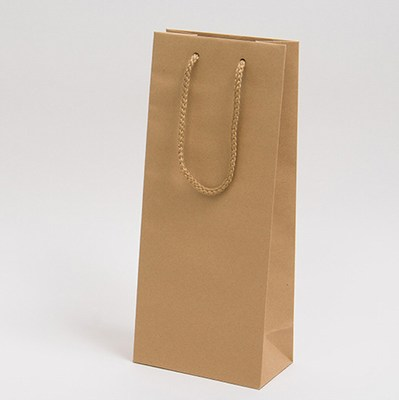 Printed Recycled Eco-Kraft Euro Tote Bags India