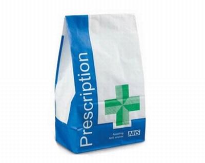 Custom Printed Pharmacy Bags, Paper Bags Online