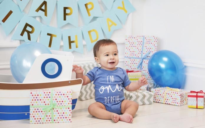 Personalized Return Gift Ideas, Custom 1st Birthday Party Gifts India