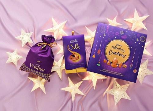 Personalised Diwali Chocolate Box, Kids Diwali Gift