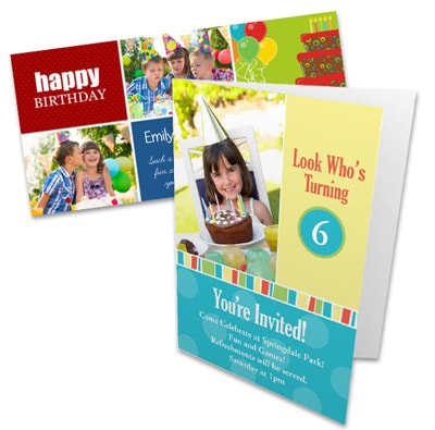 Personalized Birthday Cards, Custom Birthday Cards India