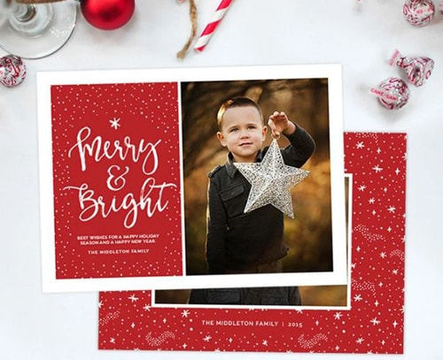 Custom Christmas cards, Personalized Christmas ecards Online