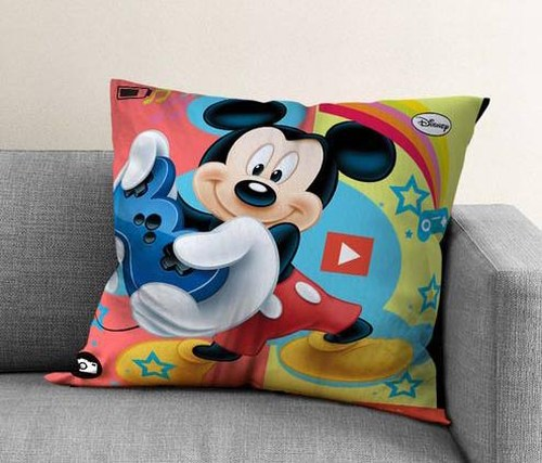 Personalized Cushion Cover for Kids