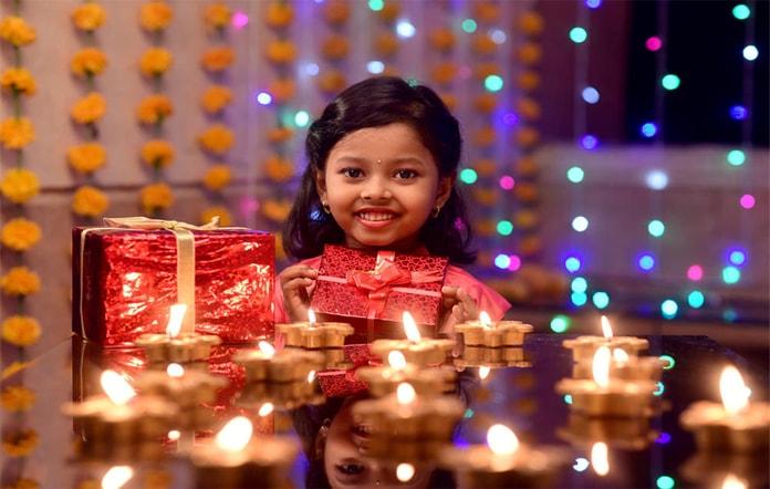Personalized Diwali Kids Gift Ideas, Baby Diwali Gift India