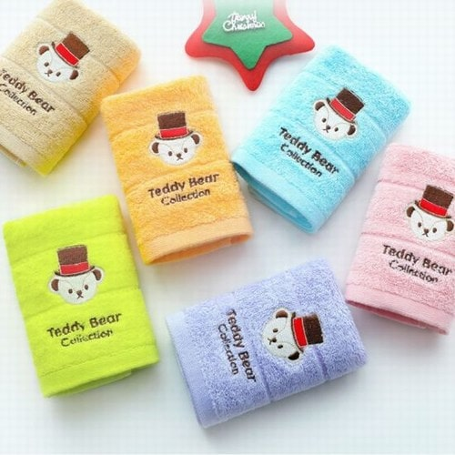 Personalized Hand Towel for Girls and Boys