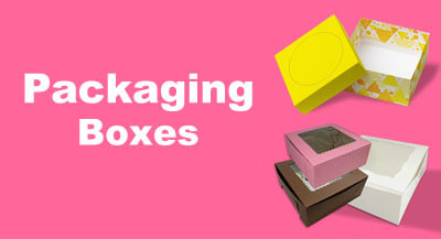 Packaging Boxes printing India