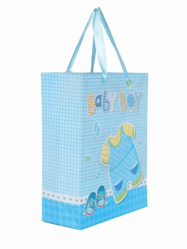Paper Bag Baby Shower Return Gift
