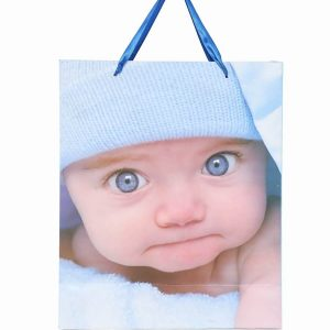 Sky Blue Paper Gift Bags online