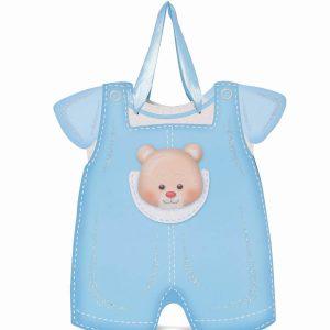 Blue Baby Shower Paper Bag