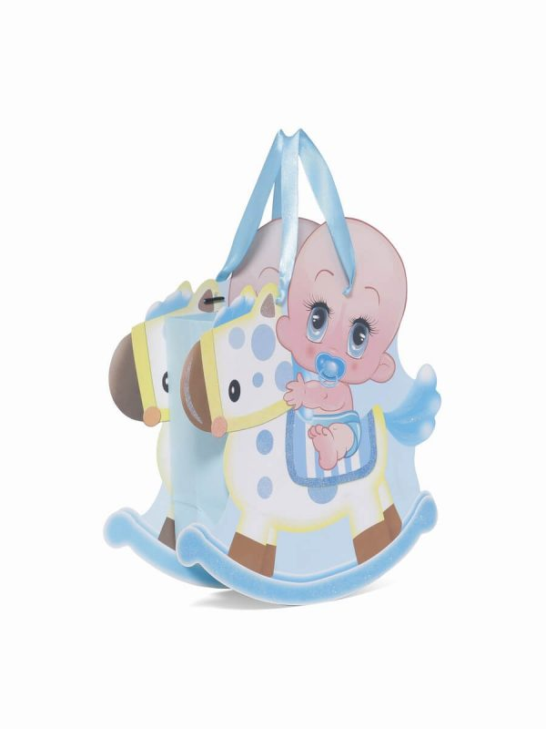 India Baby Shower Paper Bag
