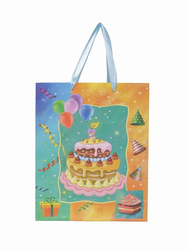 Paper Bag Birthday Party Return Gift