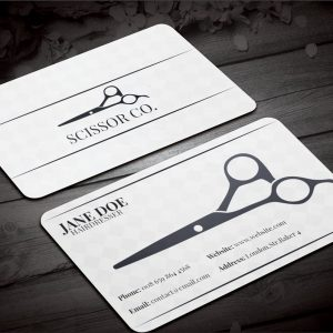 Salons Visiting Card