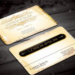Finish Business Cards