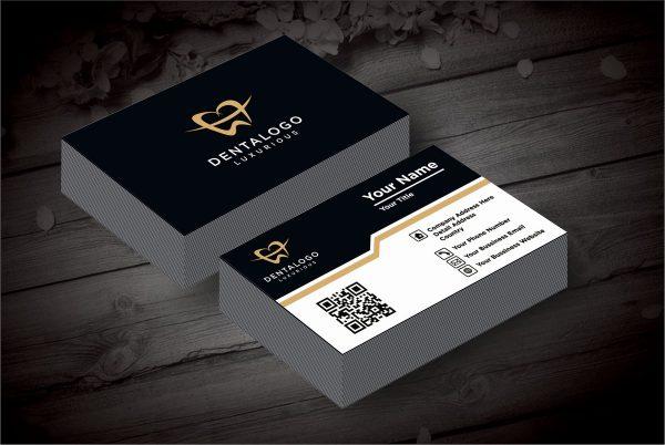 Round Business Card Online