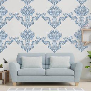 Wall Stencil Design India