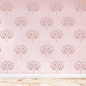 Buy Flower Stencil Designs