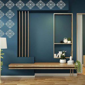 High Quality Motif Wall Decor